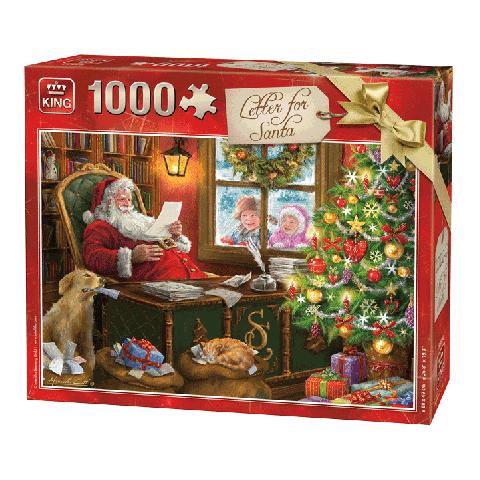 Legpuzzel Letter for Santa 1000 stukjes