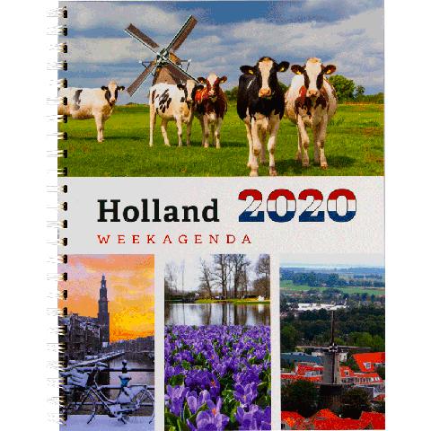 Weekagenda 2020 Holland & tips