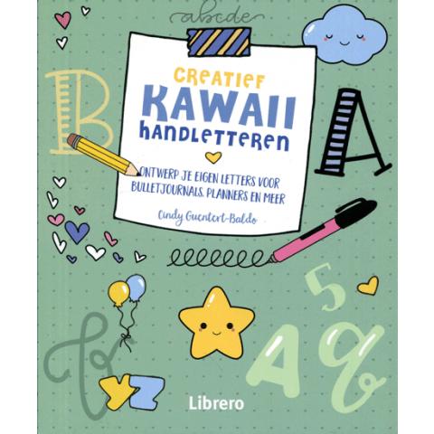 Creatief Kawaii Handletteren