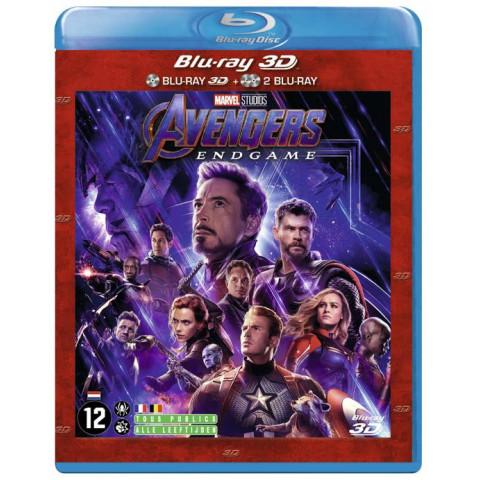 Avengers - Endgame (3D)