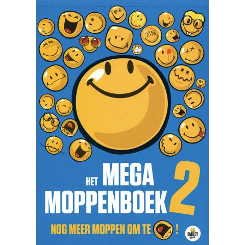 Mega moppenboek 2