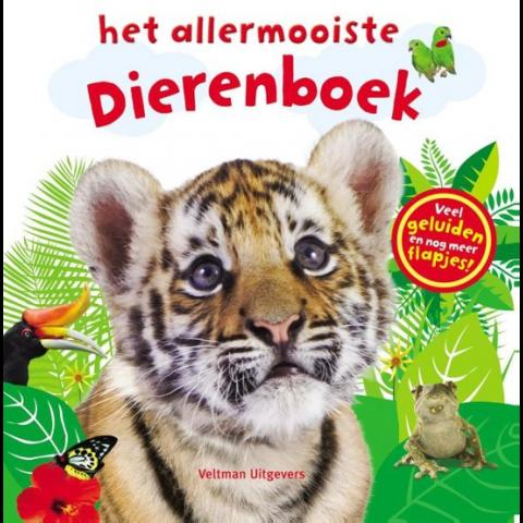 Het allermooiste dierenboek