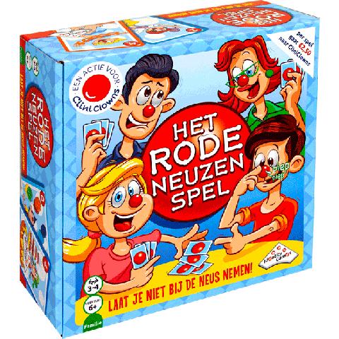Het rode neuzen spel