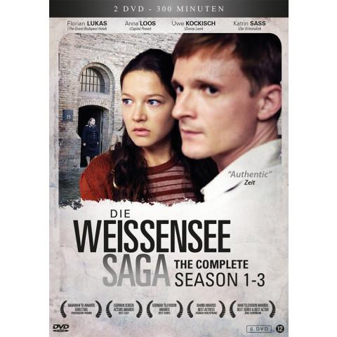 Die weissensee saga - Seizoen 1-3