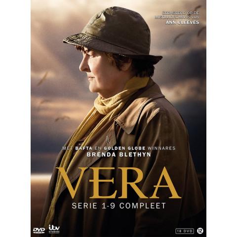 Vera - Seizoen 1-9