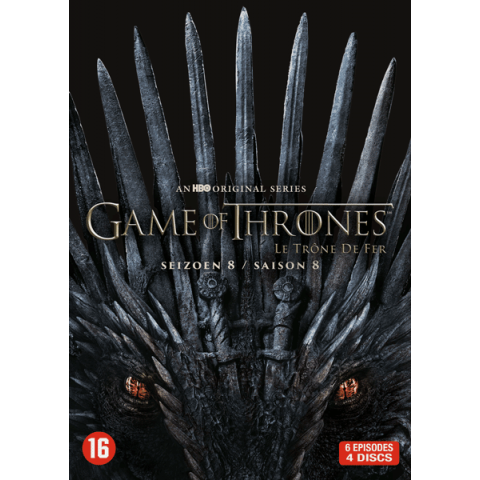 Game of thrones - Seizoen 8 (Limited edition)