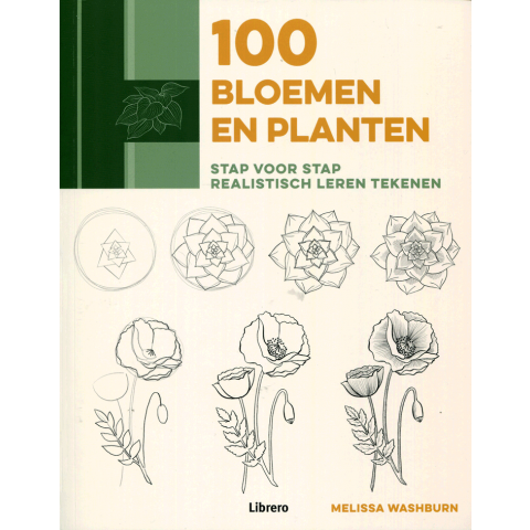 100 bloemen en planten
