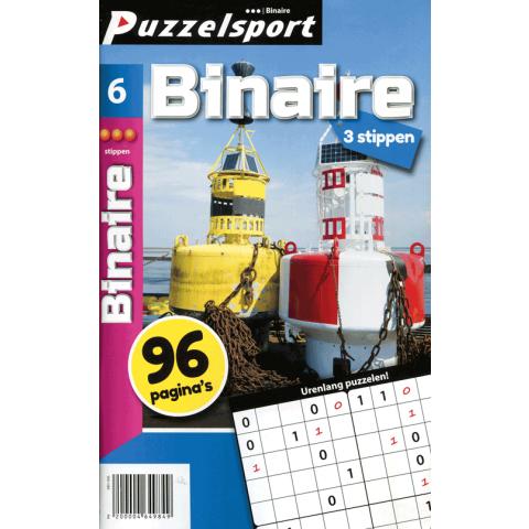 Puzzelsport 96 p. binaire 2-3 stippen nr. 006