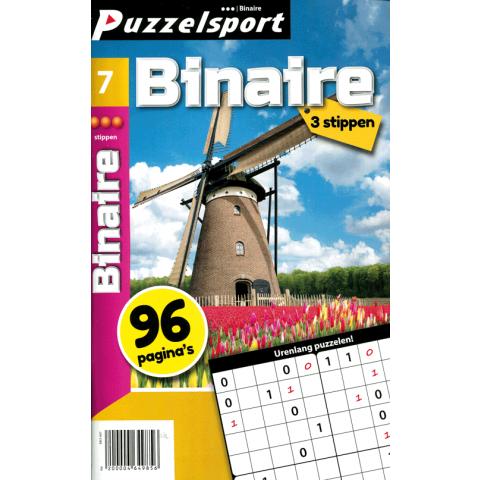 Puzzelsport 96 p. binaire 2-3 stippen nr. 007