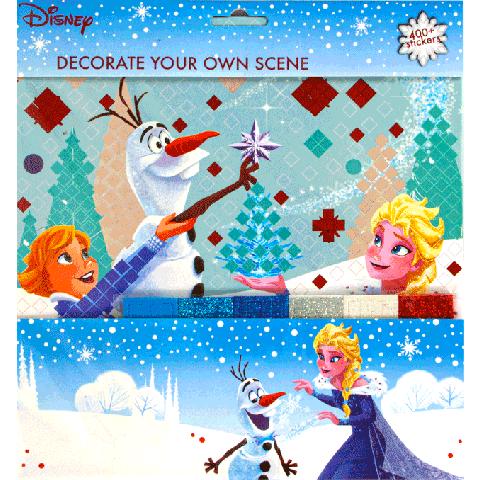 Maak je eigen scene Disney Mozaiek Frozen
