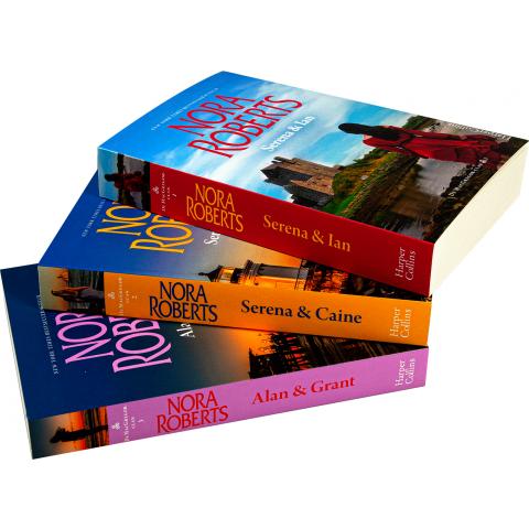 MacGregor Clan-pakket, Nora Roberts