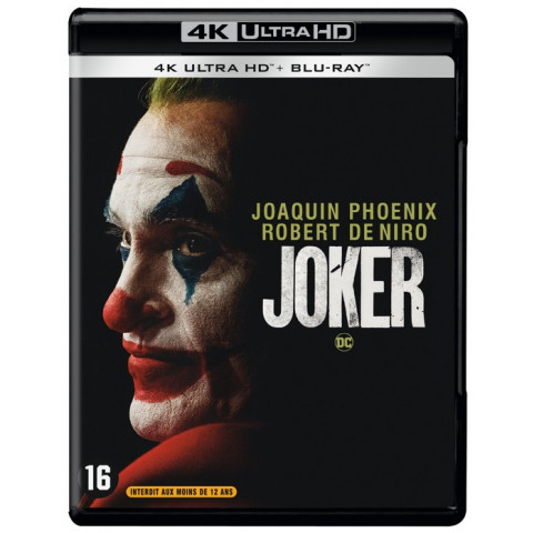 Joker (4K Ultra HD Blu-ray)
