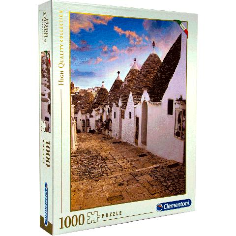 Legpuzzel Alberobello 1000 stukjes