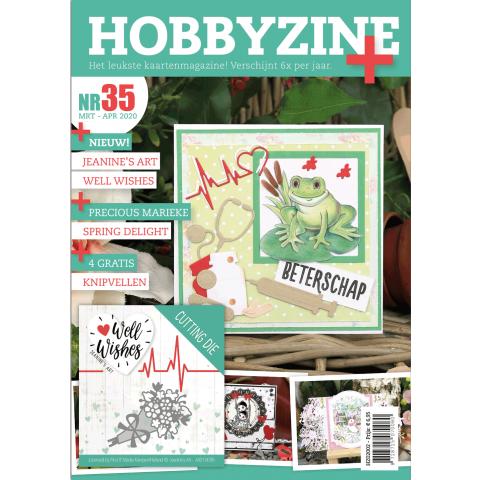 Hobbyzine plus 35