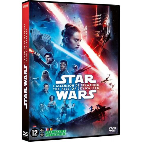 Star wars episode 9 - The rise of Skywalker - DVD