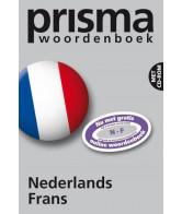 Prisma Woordenboek Nederlands Frans met cd-rom