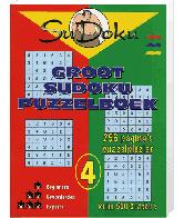 Groot Sudoku Puzzelboek 4