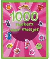 1000 Stickers voor Meisjes
