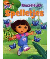 Dora Reuzeleuke Spelletjes