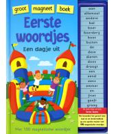 Groot magneet boek: eerste woordjes