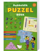 Dubbeldik Puzzelboek 7 tot 9 Jaar