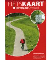 Fietskaart: Flevoland-Overijssel