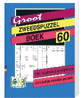 Groot puzzelboek Zweeds 60