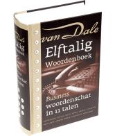 Business woordenboek, Van Dale Elftalig