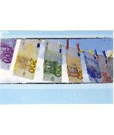 Kaart (010E) Eurobiljetten