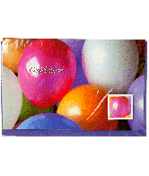 Kaart (115K) Gefeliciteerd Ballonnen