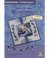Cantecleer Hobbytopper: Winterpracht