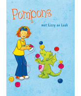 Pompons met Lizzy en Luuk