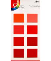 CU13 Papierblok 15x30 Effen Rood