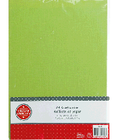 Papierpakket Cardstock A4 4x5 vel