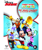 Mickey mouse clubhouse het grote concert