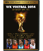 Dvd WK 2014 De top Spelers
