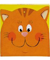 Kartonboek & Groeimeter Kat