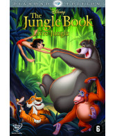 Jungle Book Diamond Edition (dvd)