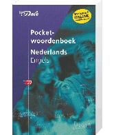 Van Dale pocket Nederlands-Engels (NL/EN) 4e editie
