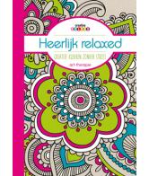 Kleurboek Heerlijk Relaxed