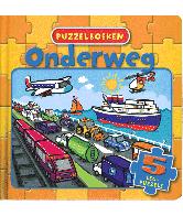 Puzzelboek Onderweg