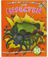 Ultieme Kleur Speel Stickerboek Insecten