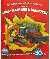 Ultieme kleur speel stickerboek tractor