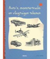 Auto's Trucks en Vliegtuigen tekenen