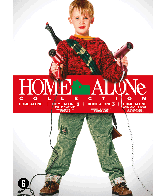 Dvd box Home Alone 1 t/m 4 (complete collectie)