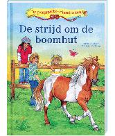 De Ponygekke Vriendinnen De strijd om de boomhut