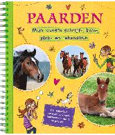 Paarden Mijn leukste Schrijf Knip Plak en teken album