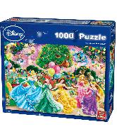 Puzzle Disney Fireworks (1000 pcs)