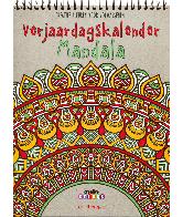 Verjaardagskalender Mandala