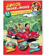 Vakantieboek klein Suske & Wiske